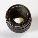 Old m42 lenses - Zenitar ME1